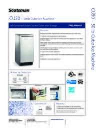 CU50PA1A spec sheet