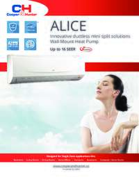 Alice Series Specifications