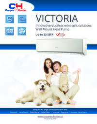 Victoria Series Specifications