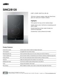 Brochure SINC2B120