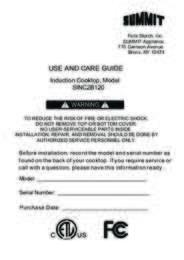 SINC2B120 Manual 082815