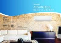 MRCOOL Advantage Brochure 4web
