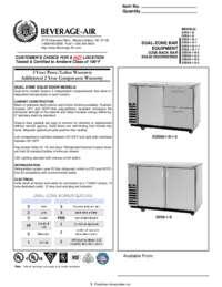 DZD58 specs sheet