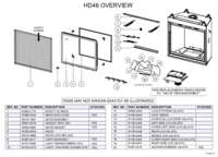 HD46 Overview Parts List