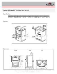 1150 Spec Sheet