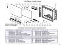 Overview Parts List