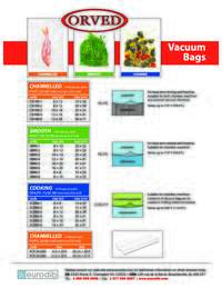 Orved Bags Spec Sheet