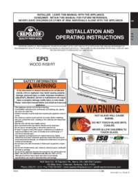 EPI3 Oakdale Product Manual