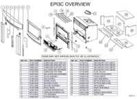 EPI3C Oakdale  Overview Parts List