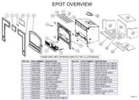 EPI3T Oakdale Overview Parts List