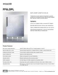 Brochure FF6LDPL