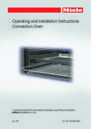 H6660BPHVBR Owners Manual