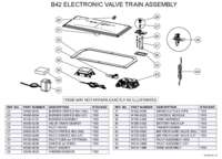 B42 Electronic Valve Train Assembly