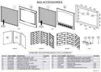 B42 Accessories