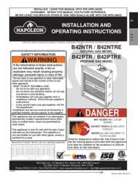 B42 Product Manual
