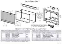 B42 Overview Parts List