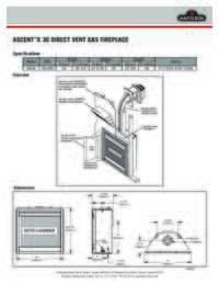 GX36 Spec Sheet