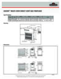 Ascent Multiview Spec Sheet