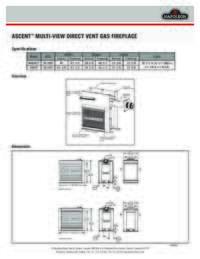 Ascent Multiview Spec Sheet