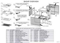 BHD4P Overview Parts List