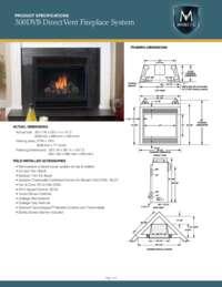 300DVB Spec Sheet