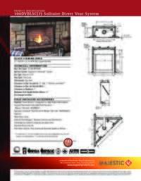 300DVBLSC Specs Sheet