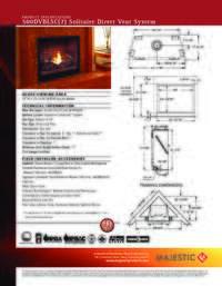 500DVBLSC Specs Sheet