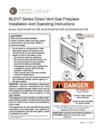 BLDV Series Product Manual