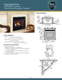 Specifications Sheet   500DVM