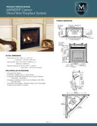 Specifications Sheet   600DVM