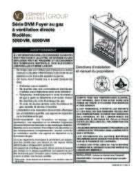 User Manual French