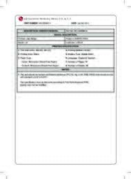 Owner's Manual English, Spanish 3551K