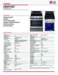 Specification English