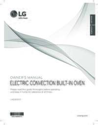 Owner's Manual English, Spanish 8,296K