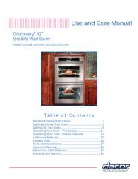 Use and Care Manual [4.78 MB]
