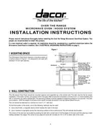 Installation Instructions [354 KB]