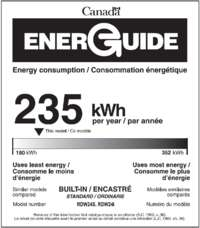 Energy Guide - Canada [104 KB]