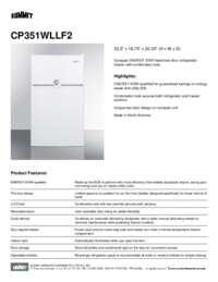 Brochure CP351WLLF2