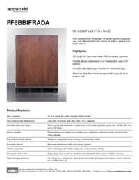 Brochure FF6BBIFRADA
