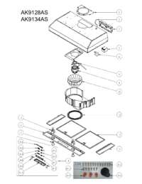 Exploded View Diagram