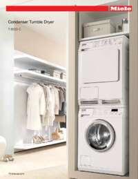 T8023C Condenser Dryer