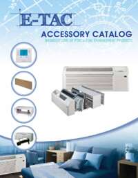 Gree ETAC Accessory Brochure