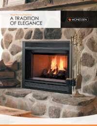 Wood Burning Fireplaces Brochure