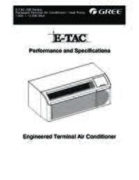 ETAC Product Data Guide