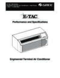 ETAC Product Data Guide