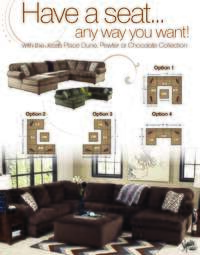 Jessa Place Sectional Configuration