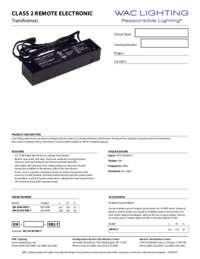 EN 2460 RB2 T Spec Sheet