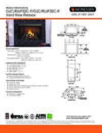 Specifications Sheet   32 Models