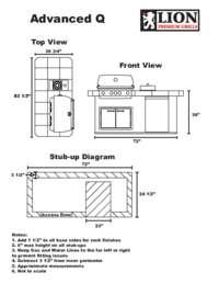 Lion Advanced Q Spec Sheet