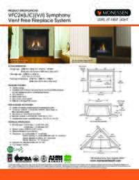 Specifications Sheet   24 Model
